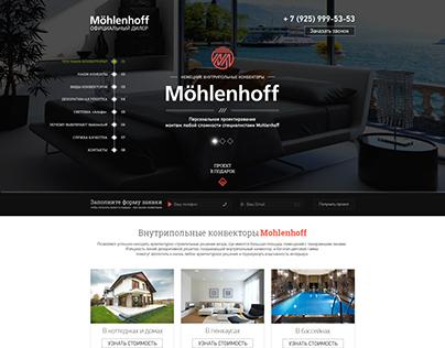 """""""Mohlenhoff"""" WebDesign (B2B services)"""
