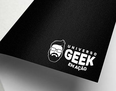 UNIVERSO GEEK | Logo Design