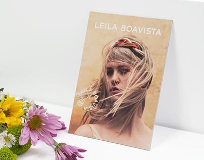 Leila Boavista Identity Design