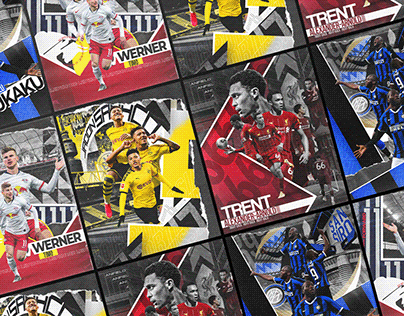 Sport Posters Design | Football