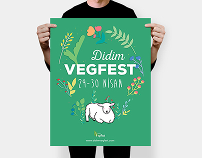 VegFest Poster Design