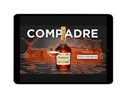 Interactive Ads - Hennessy Content