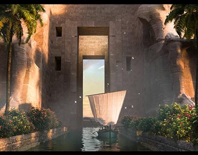 Lacoste - Origins // CGI