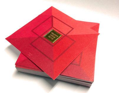 刮刮樂賀年卡 Scratch LUNAR YEAR CARD   2014