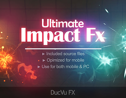 Unity Game Effect - Impact Fx