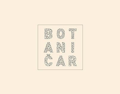 The Botanist Bar (BOTANICAR) branding