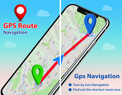 GPS Route Navigation