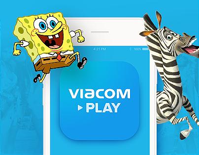 Viacom VOD Channels Identity