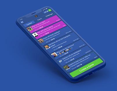Betfriends app
