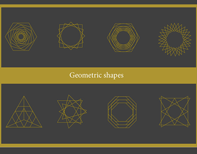 Free Geometric shapes