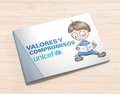 Libro Valores Interno UNICEF