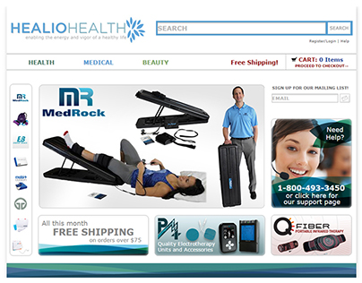 HEALIO HEALTH