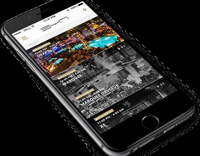 SYN - Cashless Nightlife iOS MVP Applications