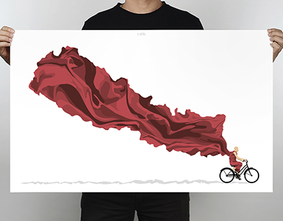 100copies - Ride On, Nepal