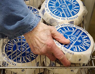 Reportage photo sur le fromage de Cîteaux