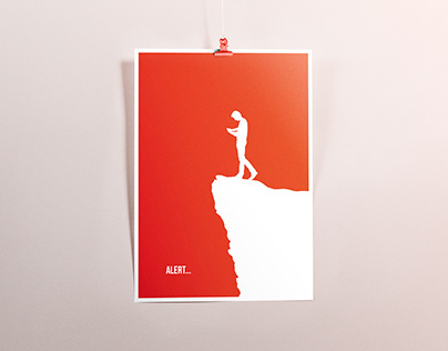 Social poster project / ALERT...