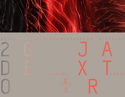 "posters ""20 jahre dextro.org"""