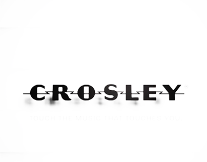 Crosley - Touch the Music that Touches You