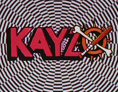 Kayzo Concert Visuals