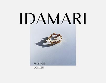E-commerce IDAMARI / Online shop