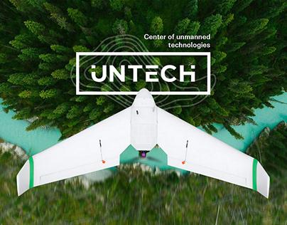 Untech, разработка дронов