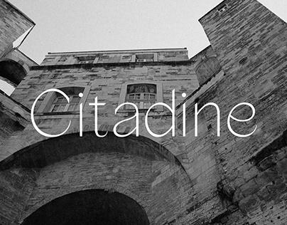 Citadine Typeface