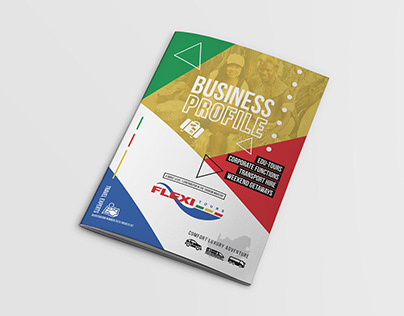 Flexi Tours Business Profile Design