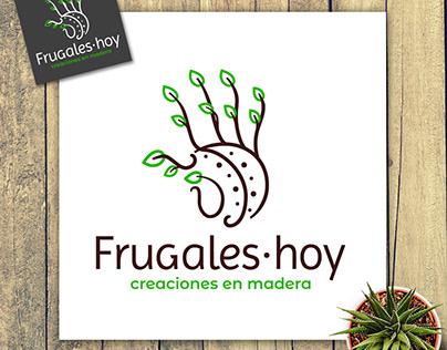 "Logo ""Frugales Hoy"""