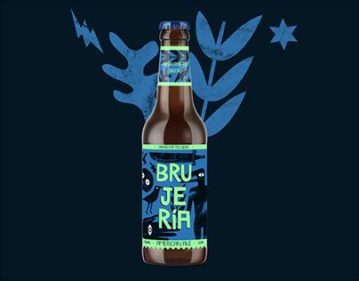 Brujería handcrafted beer