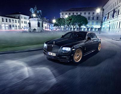 Rolls Royce Ghost SeriesII