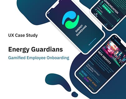 Energy Guardians - UX Case Study