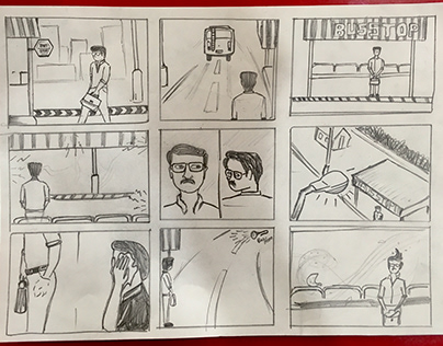 Storyboard & Animatic