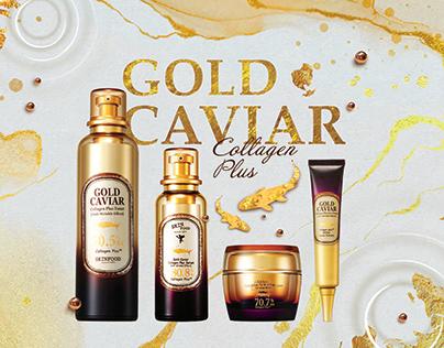 GOLD CAVIAR - SKINFOOD COSMETIC