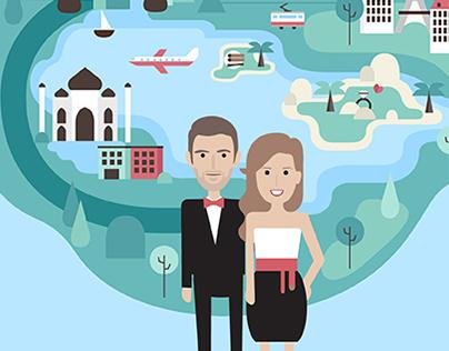 Wedding Illustration