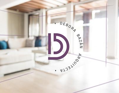 Branding: Arquitecta Débora Bazán