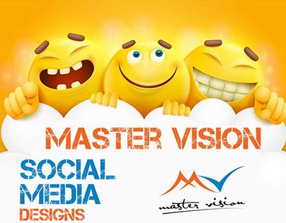 Master vision social media