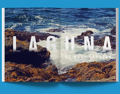 Laguna Beach Magazine Spread