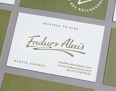 Corporate Design for Enduro Alexis