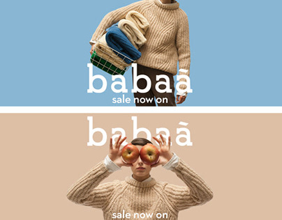 babaá knitwear - January sales 2018