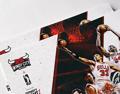 Windy City Bulls Dynasty Nights Posters