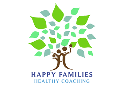 Happy Families Health Coaching Logo