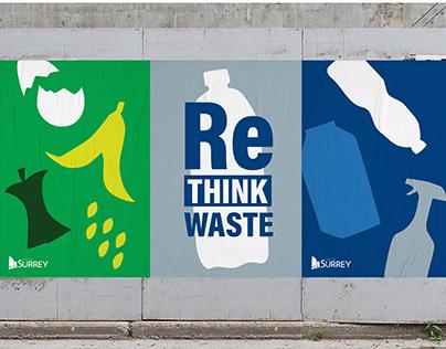 Rethink Waste Rebrand