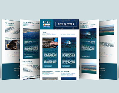 Newsletter template - CRCM