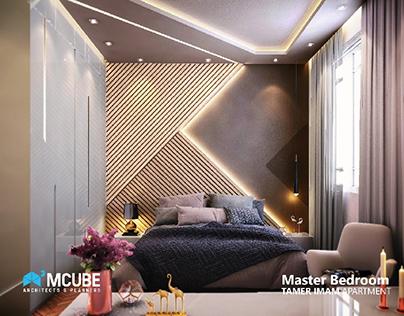 Master Bedroom, 10th of RAmadan city Apartment