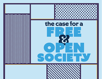 Free & Open Society Flyer
