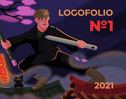 Logofolio №1 / 2021