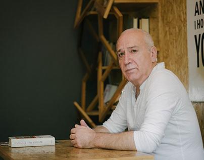 Alexis karpouzos : The world in the flames