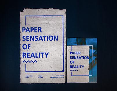 Paper, Sensation of Reality