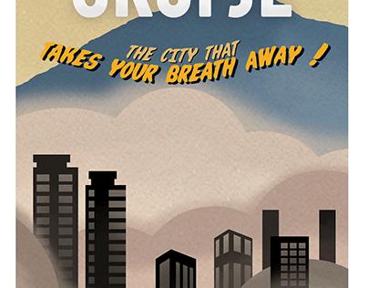 Skopje Poster