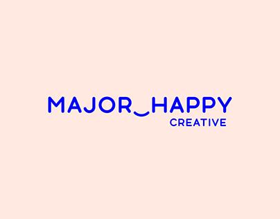 Major_Happy Creative branding